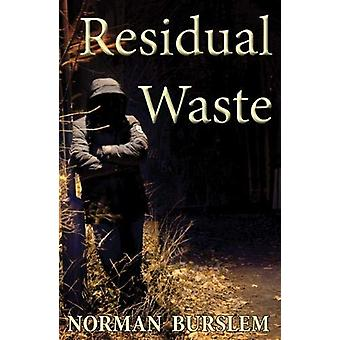 Residual Waste by Norman Burslem - 9780722349229 Book