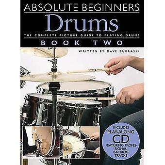 Drums - Book 2 by Dave Zubraski - 9780825635601 Book