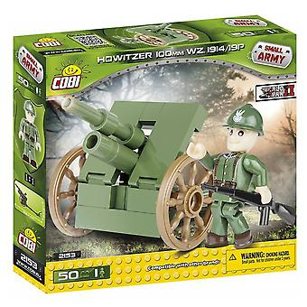 Small Army 50 piece Howitzer 100mm WZ.1914/19P