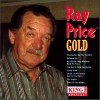 Ray Price - Gold [CD] USA import