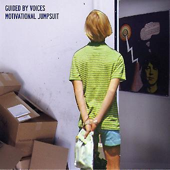 Guided by Voices - motivationele Jumpsuit [CD] USA importeren