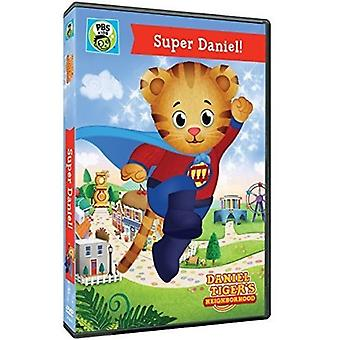 Daniel Tiger's Neighborhood: Super Daniel [DVD] USA import