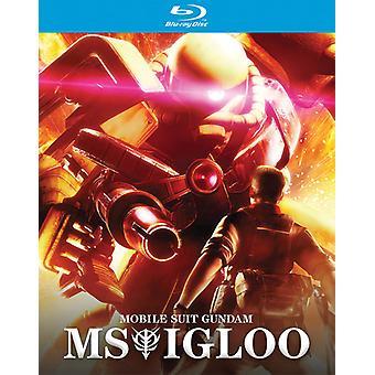 Mobile Suit Gundam: Ms Igloo [Blu-ray] USA import