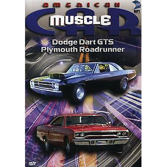 Dodge Dart Gts Plymouth Roadrunner [DVD] USA import