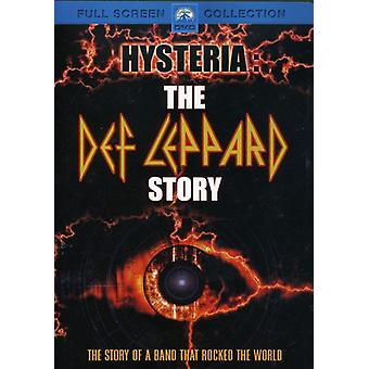 Hysteria-Def Leppard Story [DVD] USA import