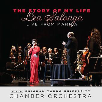 Story Of My Life [CD] USA import