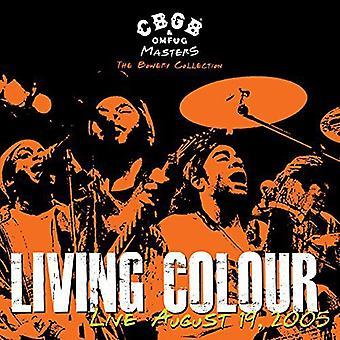 Living Colour - Cbgb Omfug Masters: August 19 2005 Bowery [Vinyl] USA import