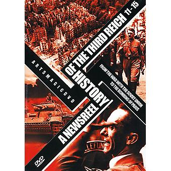 Newsreel Hisotry of the Third Reich 10 [DVD] USA import