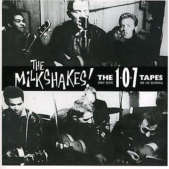 107 Tapes (Early Demos & Live Recordings) [CD] USA import