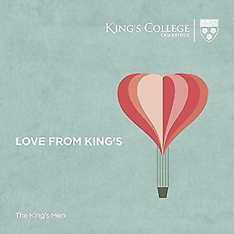King's Men - Love From King's [CD] USA import