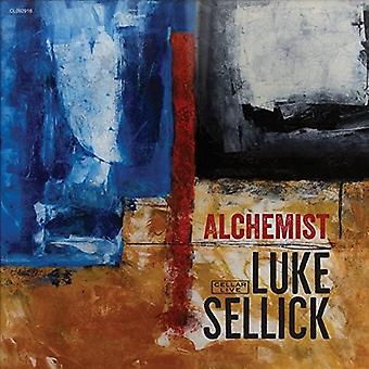 Luke Sellick - Alchemist [CD] USA import