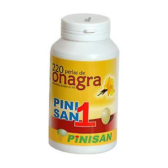 Pini San 1 Evening Primrose Oil and Vitamin E 220 softgels