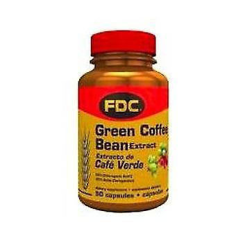 Concentrated Green Coffee 90 capsules of 400mg