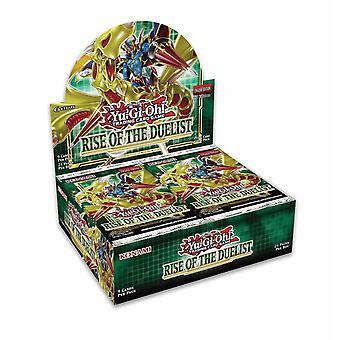 Yu-Gi-Oh! Aufstieg der Duelist Booster Box (24 Packungen)