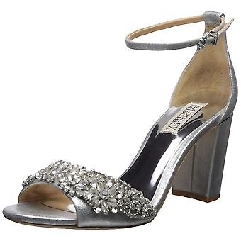Badgley Mischka kvinners Hines med hæl Sandal