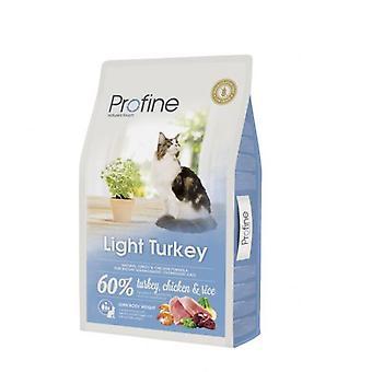 Profine Cat Light Pavo (Cats , Cat Food , Dry Food)