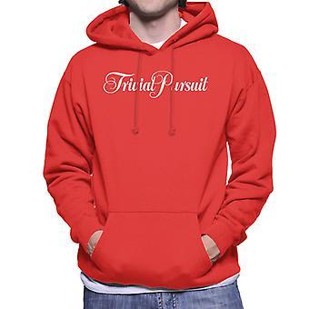 Trivial Pursuit Logo Hombres's Sudadera con capucha