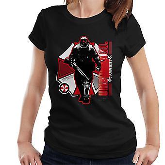Resident Evil Beltway Umbrella Co Women's T-Shirt