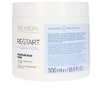 Revlon Re-start Hydratation Rich Mask 500 ml voor vrouwen