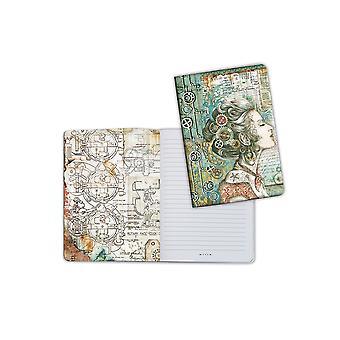 A5 Notebook Lady (ENBA5030)