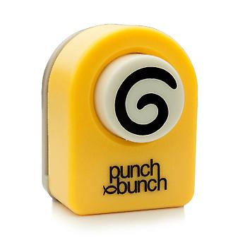 Punch Bunch Small Punch - Swirl