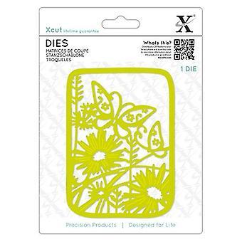 Xcut Dies (1pcs) - Wildflower Butterfly (XCU 504083)