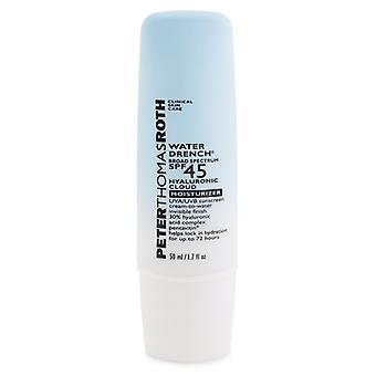 Water Drench Hyaluronic Cloud Moisturizer Spf 45 Uva/uvb Sunscreen - 50ml/1.7oz