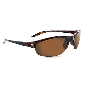 Optic nerve alpine - polarized half frame sunglasses