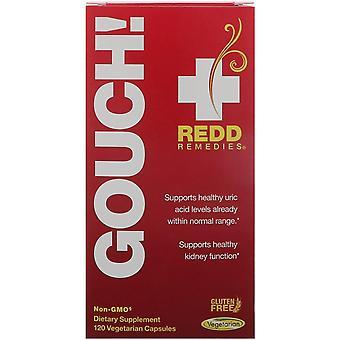 Redd Remedies, Gouch!, 120 Vegetarian Capsules