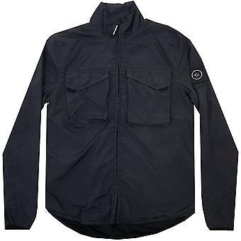 Marshall Artist Shirts Garment Dyed Overshirt