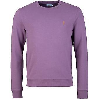 Farah Tim Crew Neck Sweat