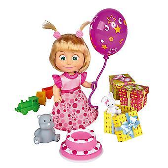 Masha Birthday Set