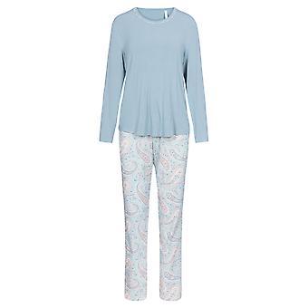 Rösch Smart Casual 1203511-13117 Femme-apos;s Paisley Pyjama Set