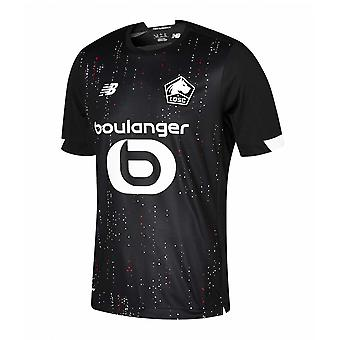 2020-2021 Lille Away Maillot de football