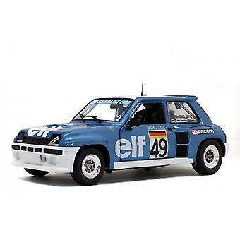Solido 1:18 1981 Renault 5 Turbo - European Cup #49