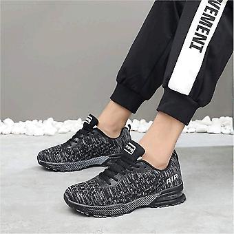 GANNOU Men Air Cushion Running Tennis Shoes Trail Lightweight Breathable Athl...