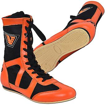 VELO Leather Boxing Shoes B2