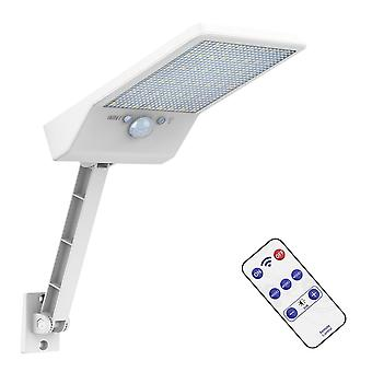 "Super Bright 48""led Solar Outdoor Garden Light, wasserdichte Wandleuchte, Fernbedienung"