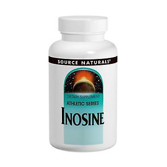Quelle Naturals Inosin, 500 MG, 120 Tabs
