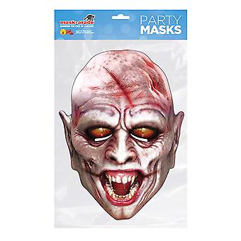 Mask-arade Vampires Party Mask