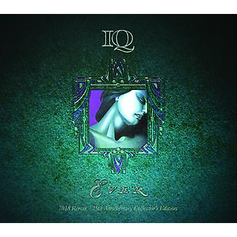 Iq - Ever 2018 Remix: 25th Anniversary [CD] USA import