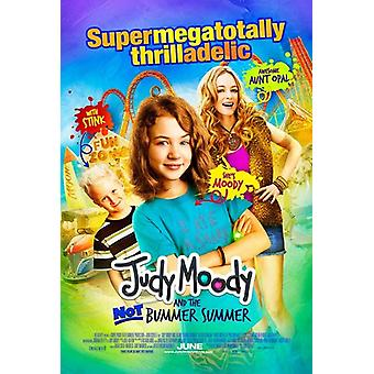 Judy Moody and the Not Bummer Summer Movie Poster (11 x 17)