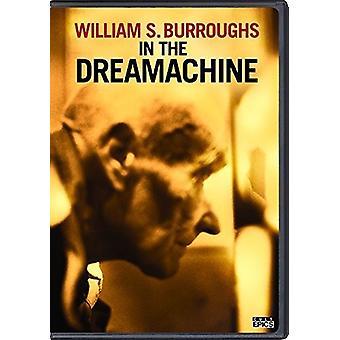 William S. Burroughs in the Dreamachine [DVD] USA import