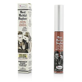 Conheça TheBalm fosco Hughes duradouro batom líquido - 7.4ml/0.25oz comprometidos