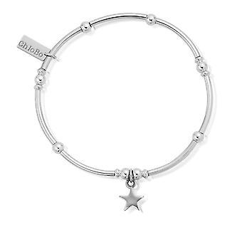 ChloBo Mini Noodle Ball Star Bracelet SBMNB806