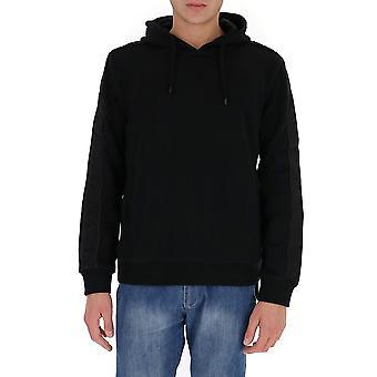 Fendi Fy0981a2f1f0qa1 Men's Black Cotton Sweatshirt