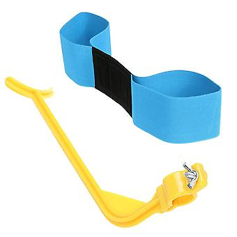 Golf Swing Trainer Beginner Practicing Guide, Gesture Alignment Aids Belt