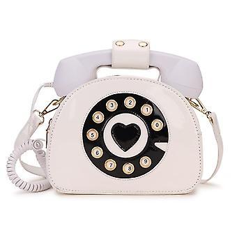 Nouveau design Fun Vintage Sweetheart Phone Style Purses And Shoulder Bag