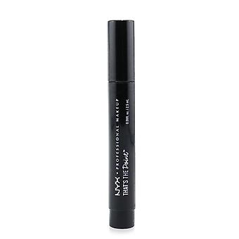 NYX That's The Point Put A Wing On It Artistry Eyeliner - # Black 2.5ml/0.08oz