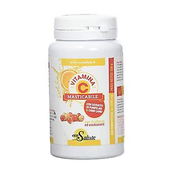 Chewable Vitamin C 100 tablets of 1200mg